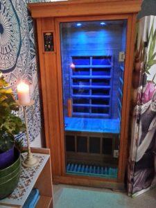 Detox Package Method 2. Far Infrared Sauna
